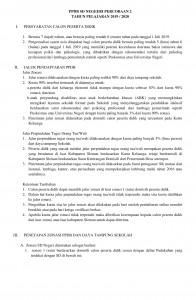 pengumuman PPDB SD NEGEERI PERCOBAAN 2-1