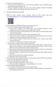 pengumuman PPDB SD NEGEERI PERCOBAAN 2-3