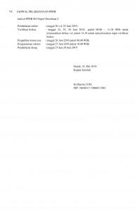 pengumuman PPDB SD NEGEERI PERCOBAAN 2-4
